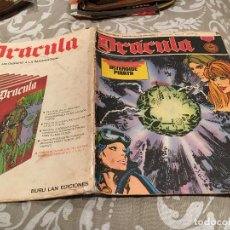 Cómics: DRACULA. Nº 2. ASTEROIDE PIRATA. BURU LAN. Lote 187382650