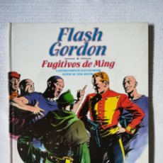 Cómics: FLASH GORDON -FUGITIVOS DE MING- DE ALEX RAYMOND -BURULAN 1983, TAPA DURA. Lote 189297432