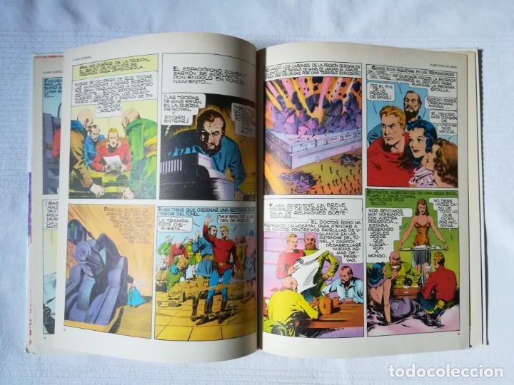 Cómics: Flash Gordon -Fugitivos de Ming- de Alex Raymond -Burulan 1983, tapa dura - Foto 4 - 189297432