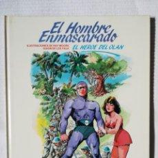 Cómics: EL HOMBRE ENMASCARADO -EL HÉROE DEL OLAN -BURULAN. Lote 189298370