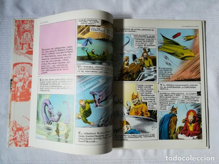 Cómics: Flash Gordon -Los hombres selváticos- de Alex Raymond -Burulan 1983, tapa dura - Foto 3 - 189296983
