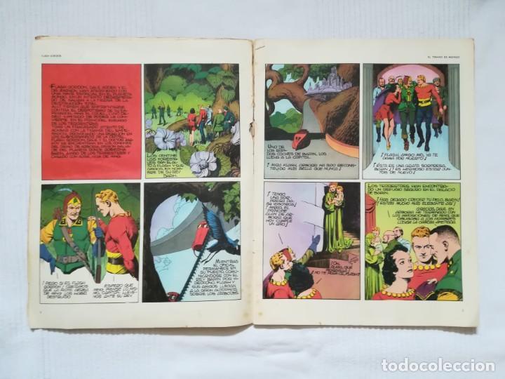 Cómics: 4 cómics de Flash Gordon 1971-1972 nº 1, 2, 9 y 10 de Buru Lan - Foto 4 - 189353980