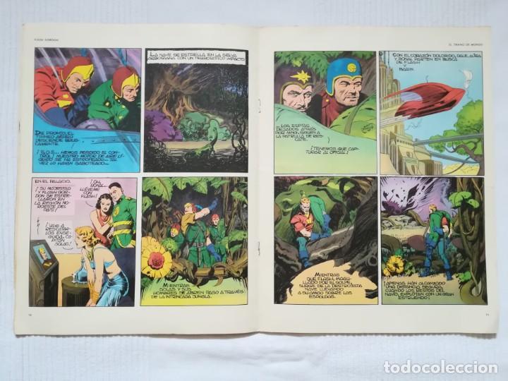 Cómics: 4 cómics de Flash Gordon 1971-1972 nº 1, 2, 9 y 10 de Buru Lan - Foto 5 - 189353980