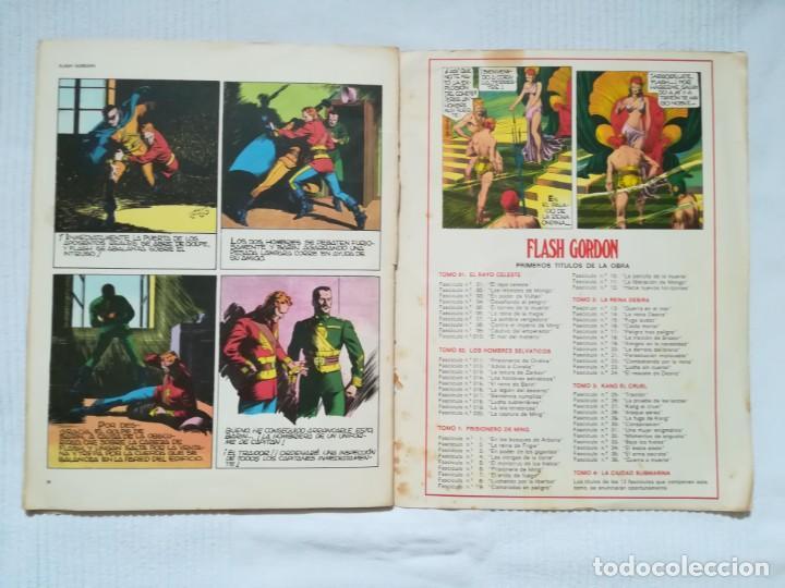 Cómics: 4 cómics de Flash Gordon 1971-1972 nº 1, 2, 9 y 10 de Buru Lan - Foto 6 - 189353980
