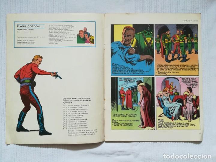 Cómics: 4 cómics de Flash Gordon 1971-1972 nº 1, 2, 9 y 10 de Buru Lan - Foto 9 - 189353980