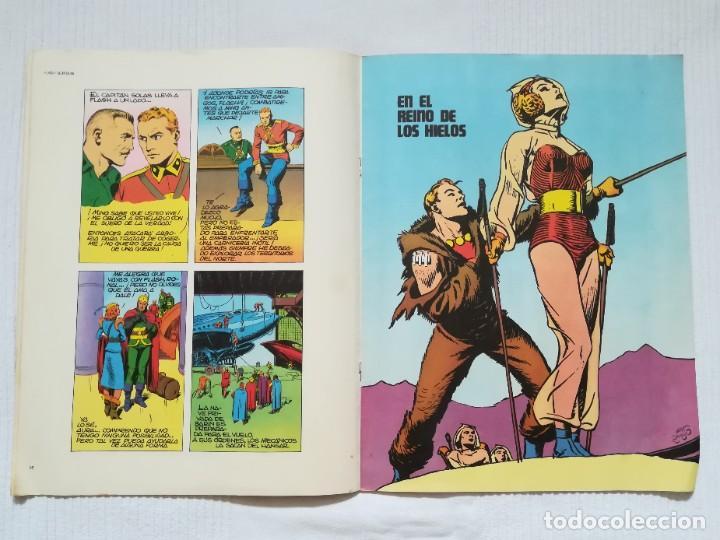 Cómics: 4 cómics de Flash Gordon 1971-1972 nº 1, 2, 9 y 10 de Buru Lan - Foto 10 - 189353980