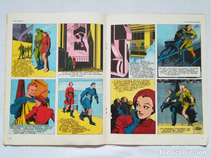 Cómics: 4 cómics de Flash Gordon 1971-1972 nº 1, 2, 9 y 10 de Buru Lan - Foto 14 - 189353980