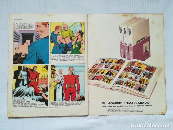 Cómics: 4 cómics de Flash Gordon 1971-1972 nº 1, 2, 9 y 10 de Buru Lan - Foto 15 - 189353980