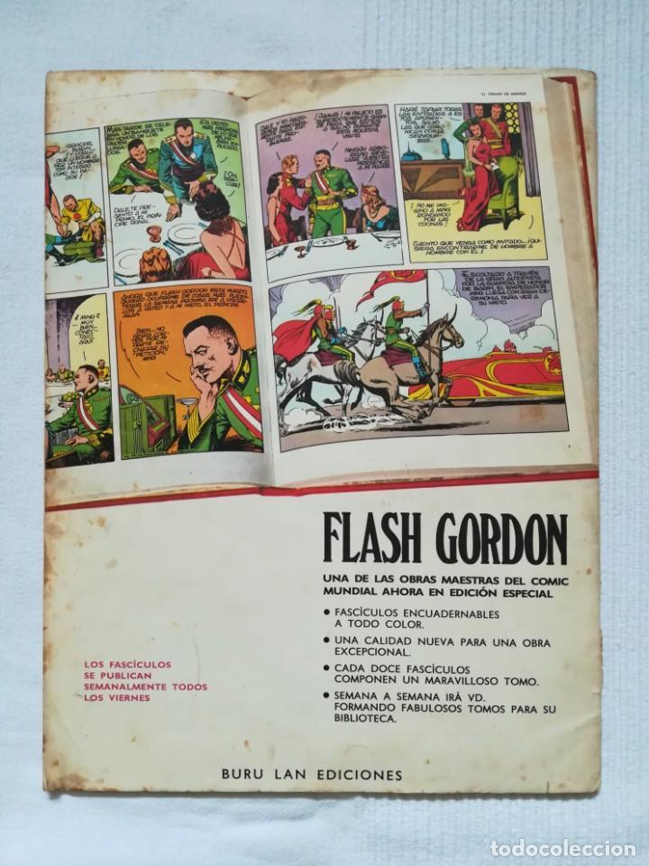 Cómics: 4 cómics de Flash Gordon 1971-1972 nº 1, 2, 9 y 10 de Buru Lan - Foto 16 - 189353980