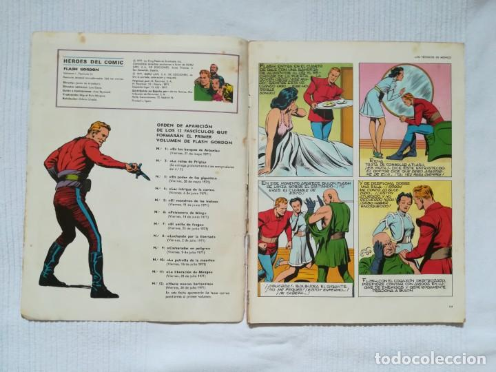 Cómics: 4 cómics de Flash Gordon 1971-1972 nº 1, 2, 9 y 10 de Buru Lan - Foto 18 - 189353980