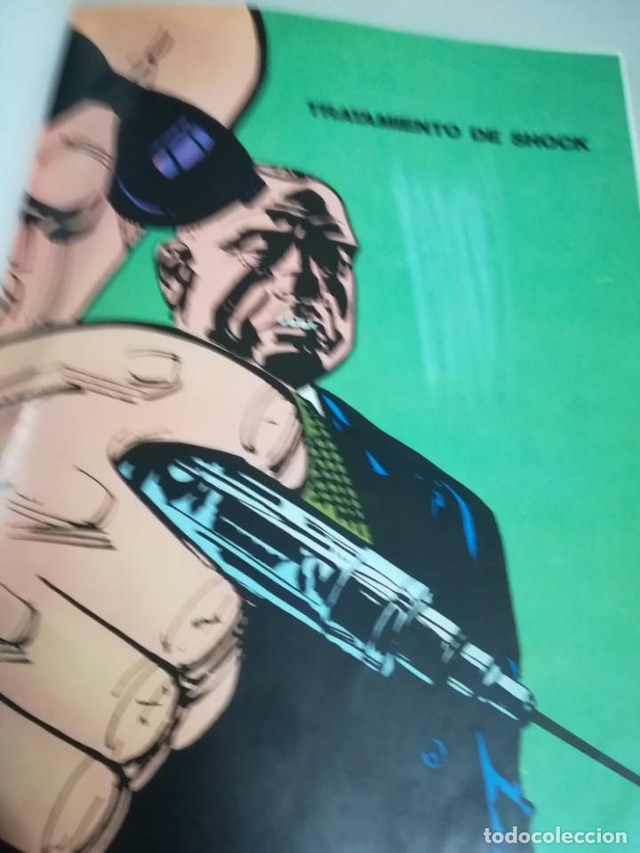 Cómics: TOMO 3 JAMES BOND : TRATAMIENTO DE SHOCK ( COLECCION BURULAN ) REF. UR EST - Foto 3 - 189360288