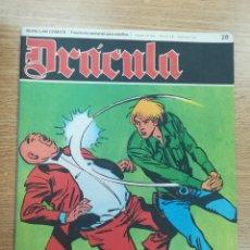 Cómics: DRACULA #28. Lote 189765938