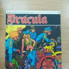 Cómics: DRACULA #26. Lote 189765941