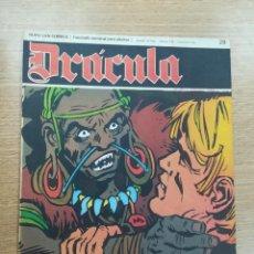 Cómics: DRACULA #29. Lote 189766083