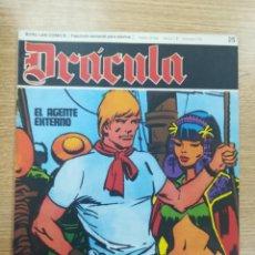 Cómics: DRACULA #25. Lote 189766093