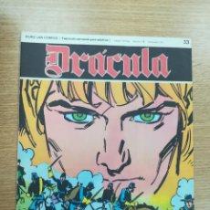 Cómics: DRACULA #33. Lote 189766237