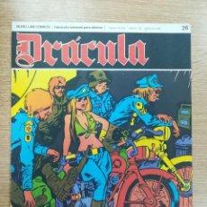 Cómics: DRACULA #26. Lote 189766247