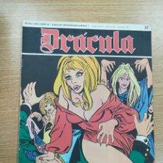 Cómics: DRACULA #37. Lote 189766306