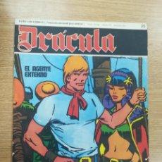 Cómics: DRACULA #25. Lote 189766311