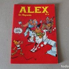 Cómics: ALEX Nº 6 EN HISPANIA - BURU LAN EDICIONES 1973. Lote 190083858