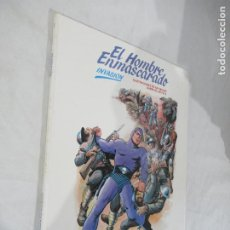 Comics : EL HOMBRE ENMASCARADO Nº 2 BURULAN TAPA DURA. Lote 190143768