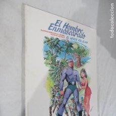 Comics : EL HOMBRE ENMASCARADO Nº 3 BURULAN TAPA DURA. Lote 190143815