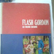 Cómics: FLASH GORDON TOMO Nº 2 LA REINA DESIRA. BURU LAN . Lote 190703871