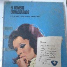 Cómics: HÉROES DEL CÓMIC - EL HOMBRE ENMASCARADO - LOS MISTERIOS DE NIMPORE - TOMO 4 - BURU LAN. Lote 190704033