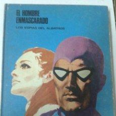 Cómics: EL HOMBRE ENMASCARADO. TOMO 2. LOS ESPIAS DEL ALBATROS. BURU LAN. Lote 190705977