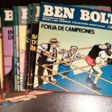 Cómics: BEN BOLT (BURU LAN, 1973), DE JOHN CULLEN MURPHY, COMPLETA: 12 NÚMEROS. Lote 190779648