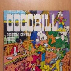 Cómics: COCOBILL - COCOBILL CONTRA NADIE / 1973. Lote 190803725