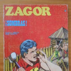 Cómics: ZAGOR Nº 24 - ¡SOMBRAS! - BURU LAN (7Y). Lote 190916297