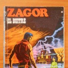 Cómics: ZAGOR Nº 30 - EL BUITRE - BURU LAN (7Y). Lote 190917586
