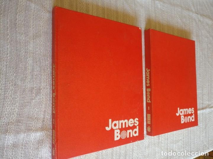 JAMES BOND (1974) COLECCIÓN COMPLETA (Tebeos y Comics - Buru-Lan - James Bond)