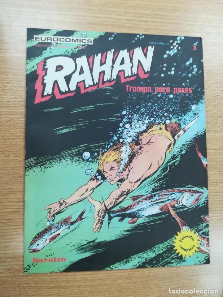 RAHAN #2 (Tebeos y Comics - Buru-Lan - Rahan)
