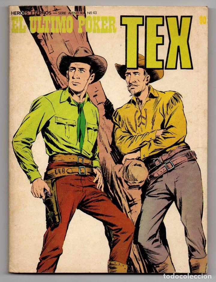 TEX Nº 90 (BURU LAN 1974) (Tebeos y Comics - Buru-Lan - Tex)