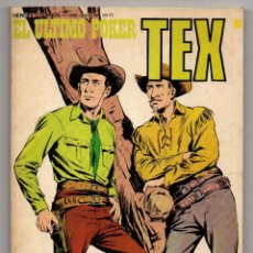 Cómics: TEX Nº 90 (BURU LAN 1974). Lote 191505530