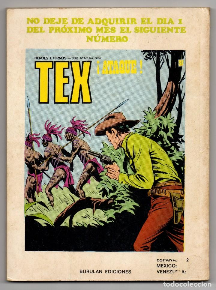 Cómics: TEX nº 90 (Buru Lan 1974) - Foto 3 - 191505530