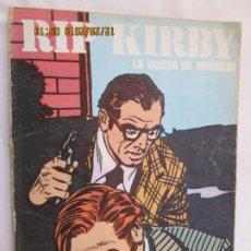 Cómics: RIP KIRBY - LA VUELTA DE MANGLER - BURULAN 1974.. Lote 191506561