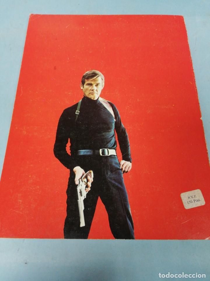 Cómics: James Bond. El río de la muerte. Colección Agentes Secretos Burulan. - Foto 2 - 191569300