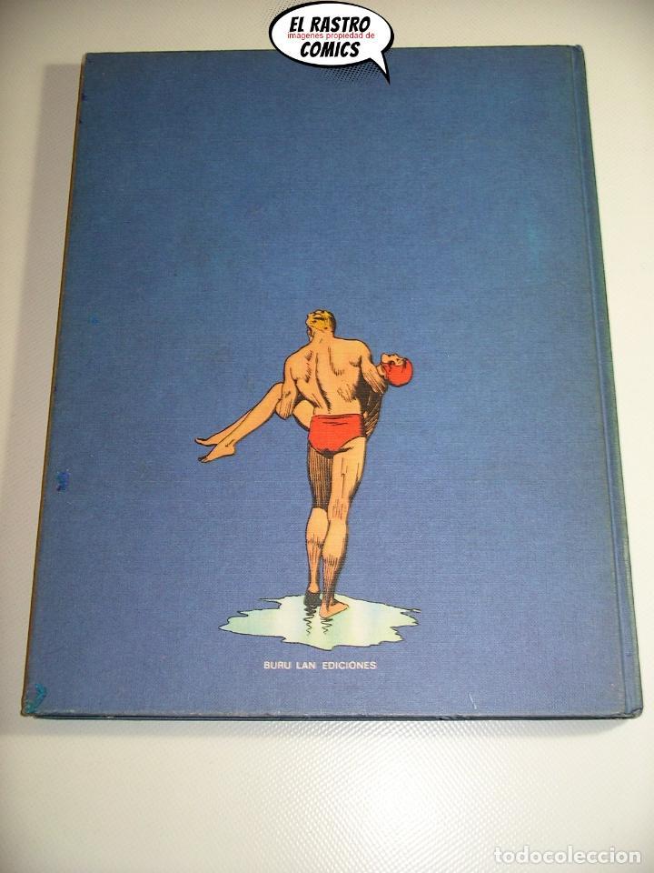 Cómics: Flash Gordon tomo nº V 5, En poder de Desira, ed. Burulan año 1972, 6A - Foto 2 - 191715202