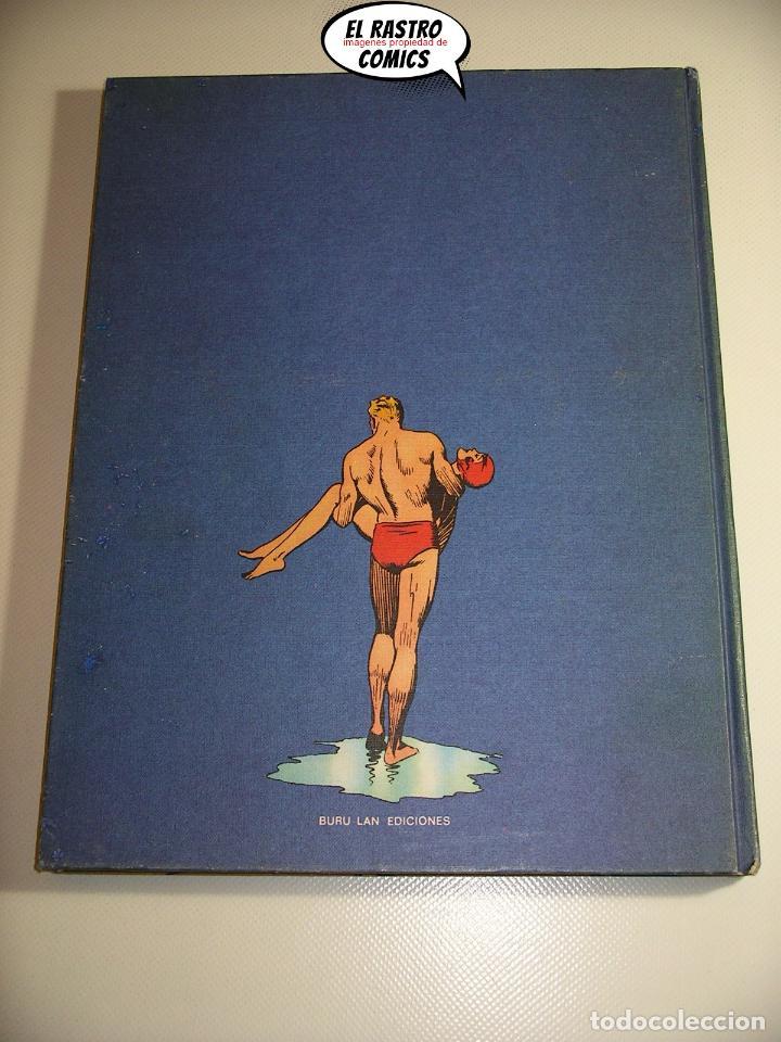 Cómics: Flash Gordon tomo nº IV 4, La caverna subterránea, ed. Burulan año 1972, 6A - Foto 2 - 191716188