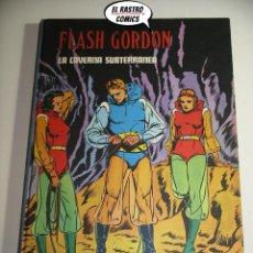 Cómics: FLASH GORDON TOMO Nº IV 4, LA CAVERNA SUBTERRÁNEA, ED. BURULAN AÑO 1972, 6A. Lote 191716188