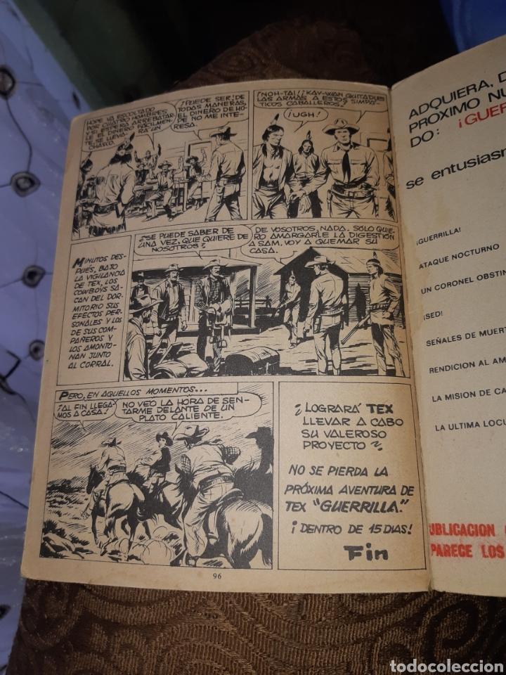 Cómics: TEBEOS-COMICS CANDY - TEX 5 - PRIMERA EDICIÓN- BURU LAN - AA97 - Foto 4 - 191778378