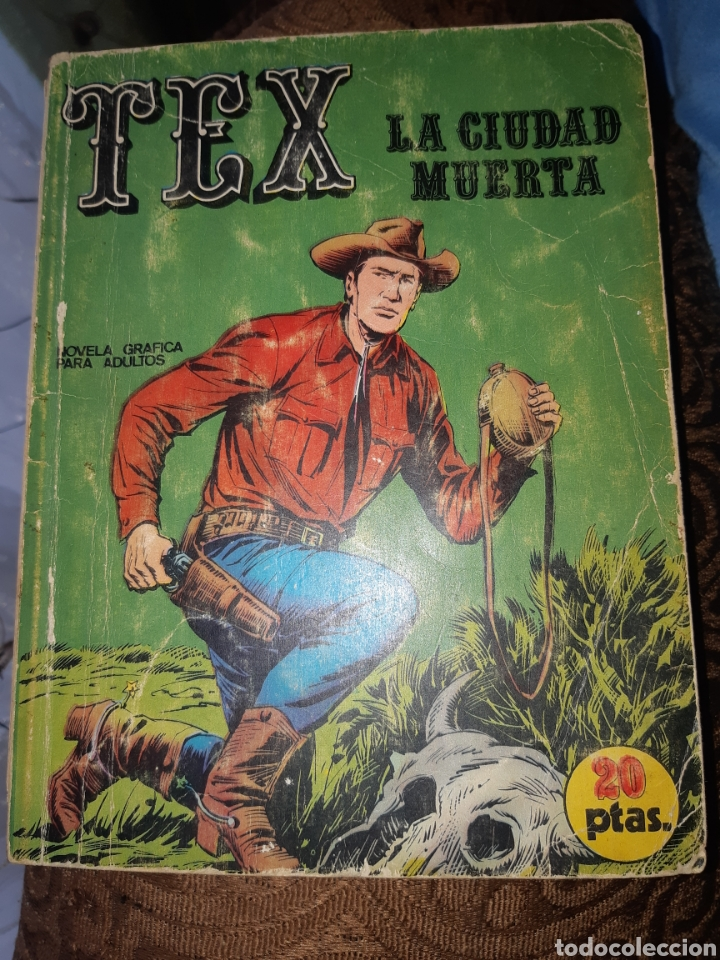 TEBEOS-COMICS CANDY - TEX 5 - PRIMERA EDICIÓN- BURU LAN - AA97 (Tebeos y Comics - Buru-Lan - Tex)