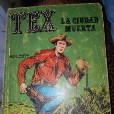 Cómics: TEBEOS-COMICS CANDY - TEX 5 - PRIMERA EDICIÓN- BURU LAN - AA97. Lote 191778378