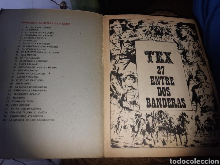 Cómics: TEBEOS-COMICS CANDY - TEX 27 - BURU LAN - AA97 - Foto 2 - 191779522