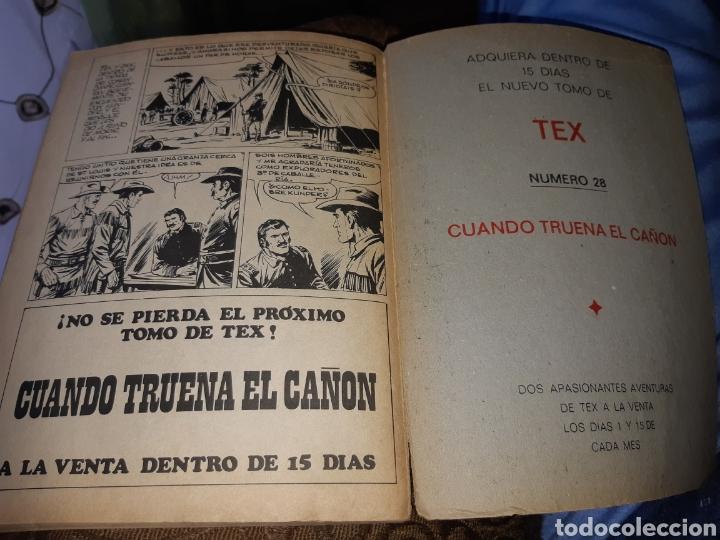 Cómics: TEBEOS-COMICS CANDY - TEX 27 - BURU LAN - AA97 - Foto 4 - 191779522