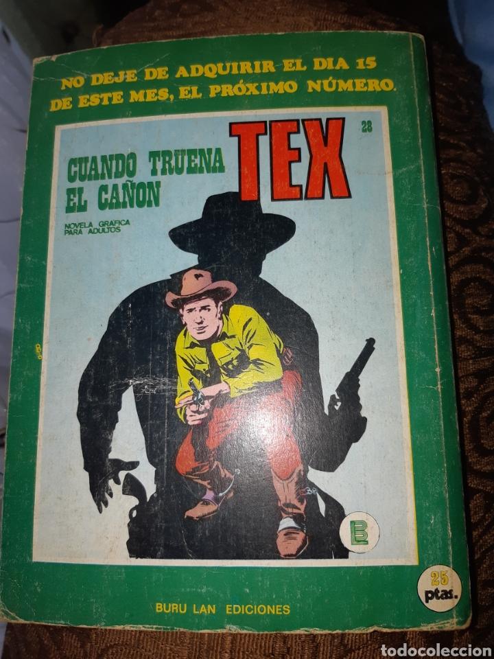 Cómics: TEBEOS-COMICS CANDY - TEX 27 - BURU LAN - AA97 - Foto 5 - 191779522