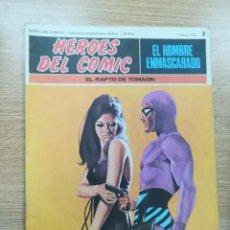 Cómics: EL HOMBRE ENMASCARADO #2. Lote 191929057